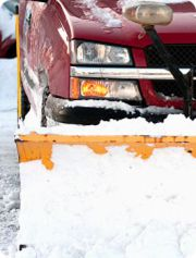 Snow Plowing Services on Cape Cod, MA